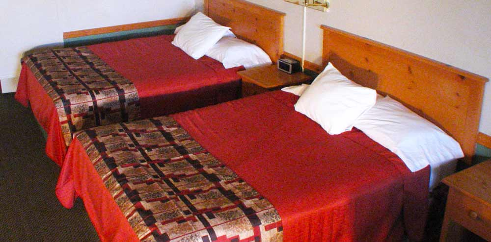 Royal 7 double beds